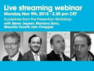 Prevention Workshop's four co-chairmen gave November 9 webinar on conclusions and guidelines