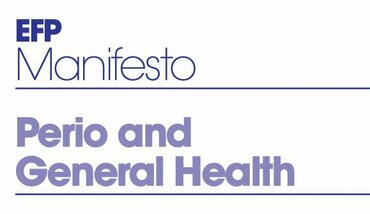 EFP Manifesto highlights links between gum health and general health