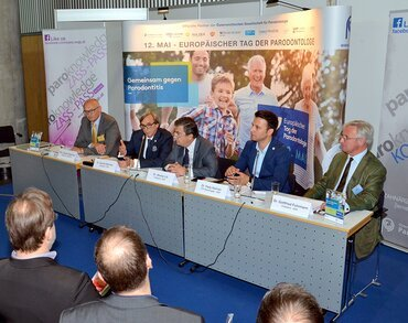 A hugely successful European Gum Health Day brought message of 'fighting periodontal disease together' to millions of people