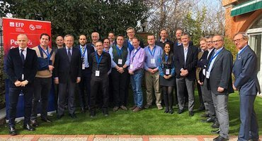Joint EFP-WHF workshop created consensus for campaign on gum and heart health