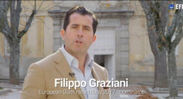 FOCUS: Filippo Graziani, co-ordinator of European Gum Health Day 2017, outlines his vision for the May 12 awareness day