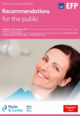 Perio & Caries offers guidance and encourages the public to prevent gum disease and tooth decay
