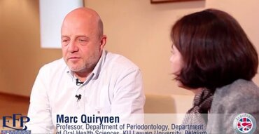 Video: Marc Quirynen and Silvia Roldán discuss how to address halitosis - starting with how to inform the patient