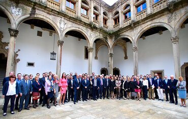 EFP general assembly in Santiago approves new strategic plan, launches European Projects Committee, and appoints EuroPerio10 organising committee