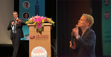 Taiwan perio society's global symposium tackles tough issues in periodontal and implant therapy