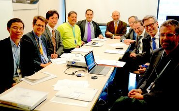 Pioneering EFP meeting with the WHO in Geneva paves way for potential joint action