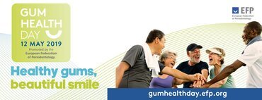 EFP's new members will be active players on Gum Health Day