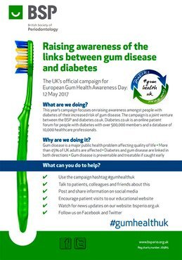 UK: Survey with diabetes group and press campaign
