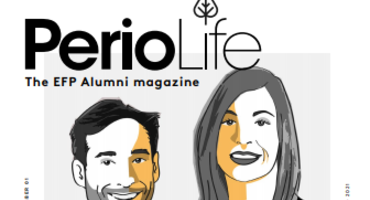 First issue of EFP Alumni magazine Perio Life is published