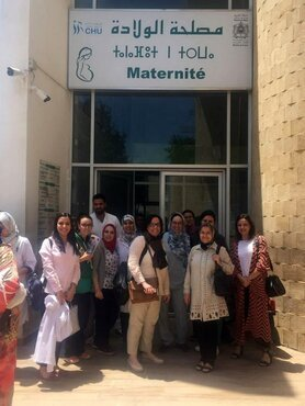 Morocco: focus on oral health and pregnancy