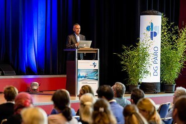 German perio society's annual meeting welcomes almost a thousand participants