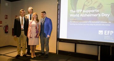 EFP has high profile at congress on oral-health research