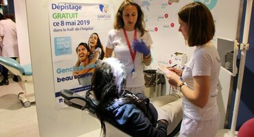Gum Health Day 2019: Belgium – more than 500 patients screened