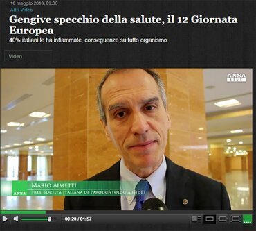 Italy: Video interviews and national campaign
