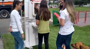 Gum Health Day 2019: Brazil – students and teachers promoting oral health