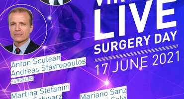 EFP announces live surgery day with the Osteology Foundation