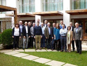 EFP general assembly selects EuroPerio9 organising committee and takes other key decisions