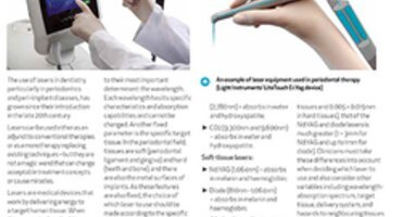 Latest edition of Perio Insight focuses on laser therapy