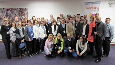EuroPerio9 Ambassadors play key role in promoting the EFP's world-leading congress